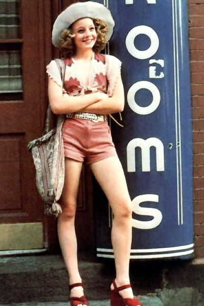 Taxi Driver- Jodie Foster
